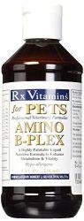 Rx Vitamins Amino B-Plex, 8 fl. oz./One Size