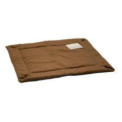 K&H Pet Products Self-Warming Crate Pad Medium Mocha 21″ x 31″