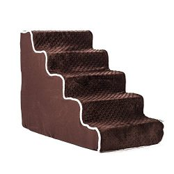 Keet premium Foam Stairs Brown large