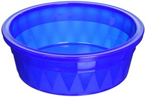 Van Ness Heavyweight Translucent Jumbo Crock Dish, 106 Ounce