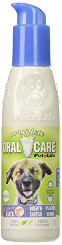 PetzLife Oral Care Gel 4oz Salmon Oil