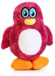 Hear Doggy Large Penguin Ultrasonic Silent Squeaker Dog Toy