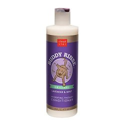 Cloud Star Buddy Rinse Dog Conditioner- Lavender and Mint, 16-Ounce Bottles (Pack of 3)