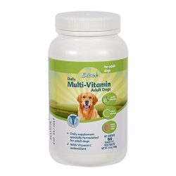 Excel Daily Multi-Vitamin For Adult Dogs, 60-Count, Chewable
