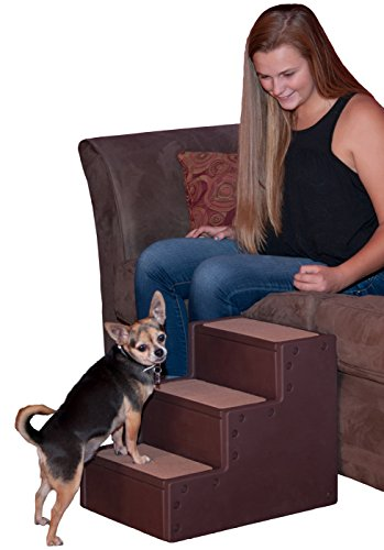 Pet Gear Pet Stair, Chocolate