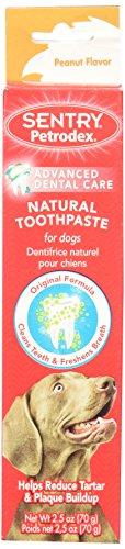 Petrodex Natural Toothpaste Dog – Peanut – 2.5 Oz
