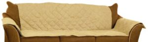 K&H Pet Products Furniture Cover Protector Couch Tan