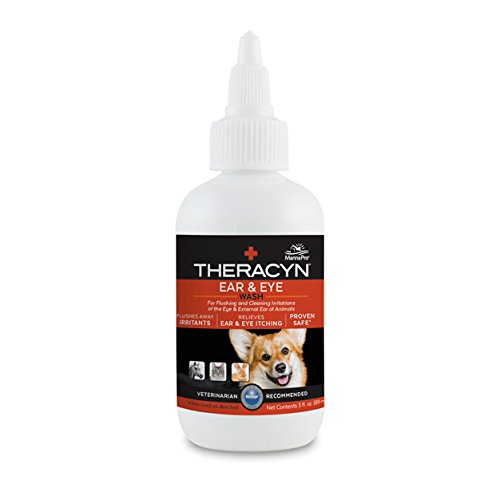 Manna Pro Theracyn Ear and Eye Wash