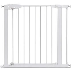 Munchkin Easy Close Metal Baby Gate, White, Model MK0002-012