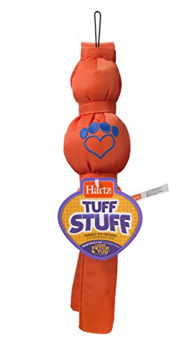 HARTZ Tuff Stuff Fetch & Tug Dog Toy – Large