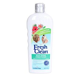 Fresh N Clean 22538 Silky Shine Conditioner, Tropical Fresh, 18 oz