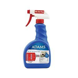 Adams Flea and Tick Home Spray, 24 Oz