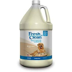Lambert Kay Fresh 'N Clean Oatmeal 'N Baking Soda Dog Conditioner, 1-Gallon