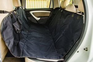 Pet Zen Garden 612409798930 Waterproof Pet Seat Cover for Cars, 58″ x 54″