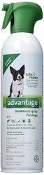 Bayer Animal Health Advantage Treatment Spray Dog/Pup 15 oz, White/Green