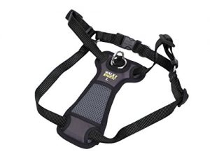 Coastal Pet Products Coastal Pet Walk Right! Front-Connect Padded Harness, Large, Black