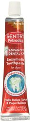 Petrodex Enzymatic Toothpaste for Dogs – Poultry Flavor, 2.5-Ounce, 2 Pack