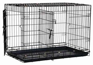 Precision Pet Products Prec Great Crate 48 x 30 x 33 Black