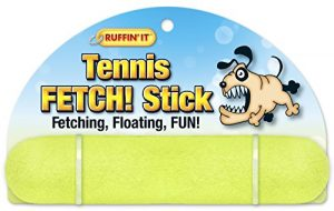 Ruffin' It Tennis Fetch Stick for Pets