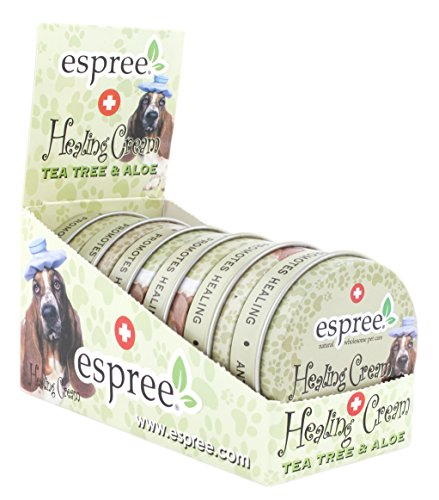Espree Tea Tree & Aloe Healing Cream (6 Pack)