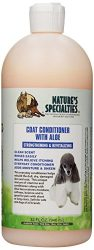 Nature's Specialties Coat Conditioner for Pets, 32-Ounce