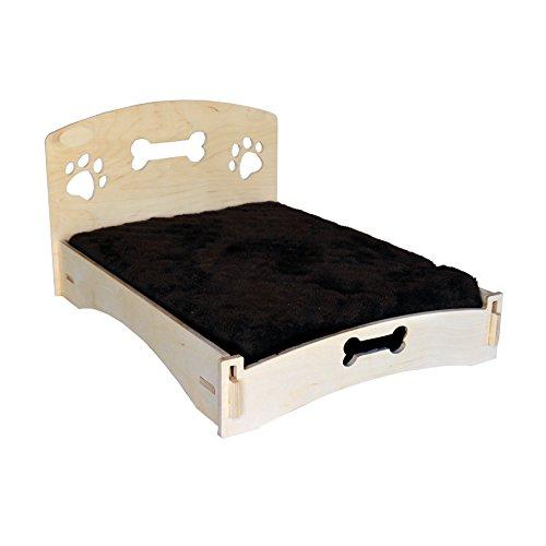 MPI WOOD Medium Dog Bed