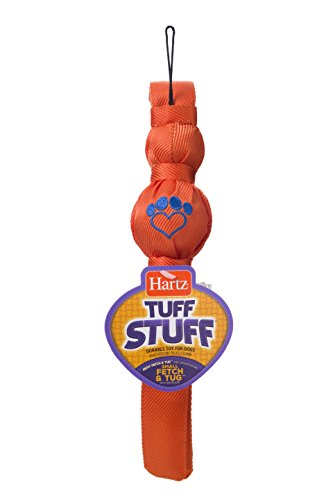 Hartz Tuff Stuff Fetch & Tug Dog Toy – Small