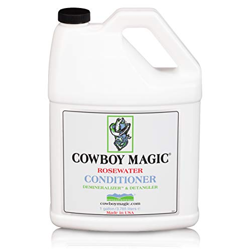 Cowboy Magic Rosewater Conditioner Gallon