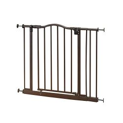 MyPet Windsor Arch Gate fits openings 28.25″ – 38.25″ wide and is 28.5″ high
