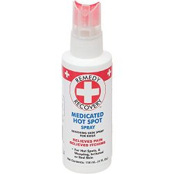 Remedy + Recovery Medicated Hot Spot Spray for Dogs, 4-Ounce