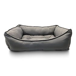 Pet Craft Supply Premium Snoozer Couch-Style Sofa Outdoor/Indoor Pet Bed for Dogs & Cats