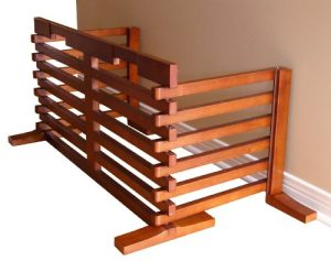 Dog Gate-n-Crate for Small to Medium Size Dogs, Extends to 6-feet