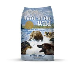 Taste of the Wild Grain Free Premium Dry Dog Food Pacific Stream Adult – Salmon