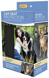 Ruffin It Car Seat Protector for Pets, Black