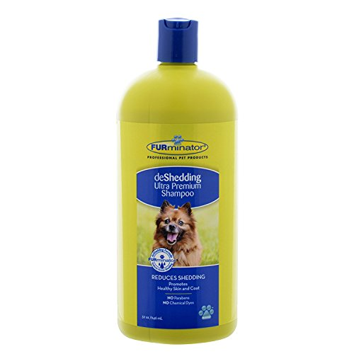 Furminator deShedding Ultra Premium Dog Shampoo, 32-Ounce