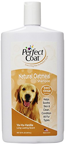 Perfect Coat Natural Oatmeal Shampoo – French Vanilla