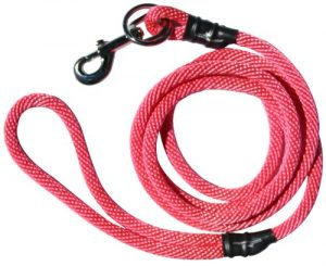 Weiss Walkie No Pull Dog Leash, Large, Pink