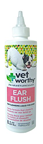 Vet Worthy Ear Flush for Dogs (8 oz)