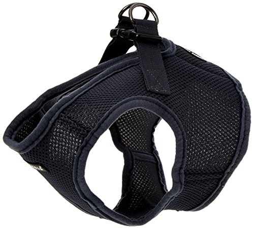 PUPPIA International Soft Vest Harness, X-Large, Grey
