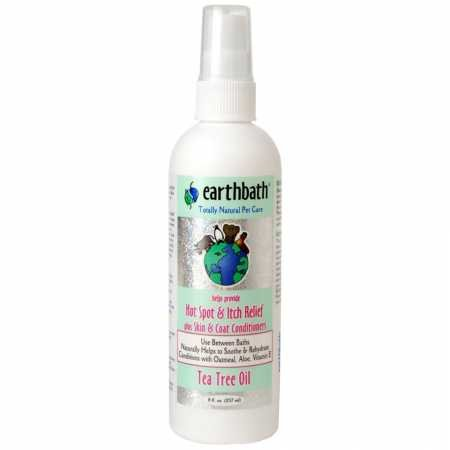 Earthbath All Natural Hot Spot and Itch Relief Deodorizing Spritz, 8-Ounce