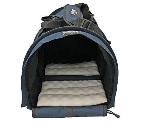 Sturdi Products SturdiBag Double Sided Divided Pet Carrier, X-Large, Navy