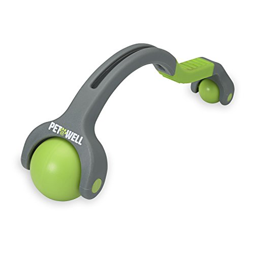 PetWell Dual Point Handheld Massage Roller Pets (Dogs, Cats)