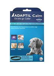 Adaptil Calm On-The-Go-Collar for Dogs, Small / Medium