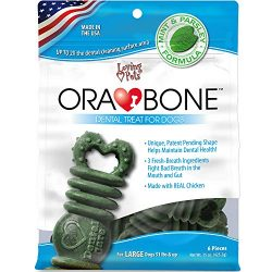 Loving Pets Orabone Dental Treat for Dogs