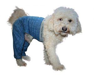 Mozzie Pants XSWPBLUE Walking Dog Pants, X-Small