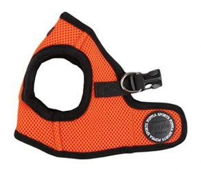 PUPPIA International Puppia Harness Soft B Vest Orange XLarge