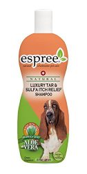 Espree Luxury Tar & Sulfa Itch Relief Shampoo , 20 oz