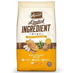 Merrick Dry Dog Food with Vitamins & Minerals for All Breeds , 22 lb, Chicken