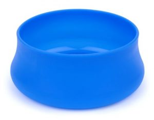 Guyot Designs Squishy Pet Bowls, Tahoe Blue, 24 Oz