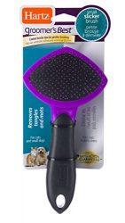 Hartz Groomer's Best Slicker Brush for Cats and Small Dogs